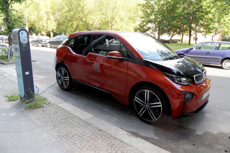 Elektromobilität © visit pankow!