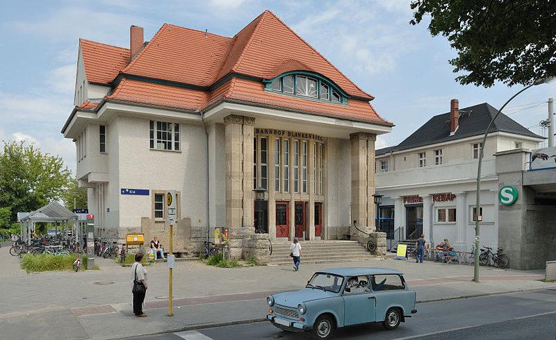 S-Bahnhof Blankenburg, Foto: Jochen Jansen CC-BY-SA-3.0