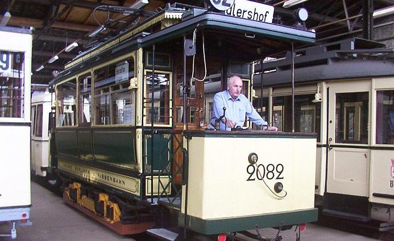 Tram Depot, Foto: Felix O, CC-BY-SA-2.0