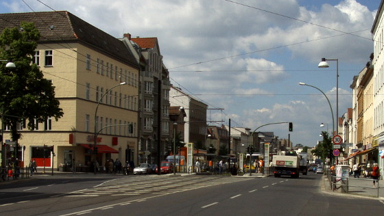 Berliner Allee © Platte C-GFDL1.2