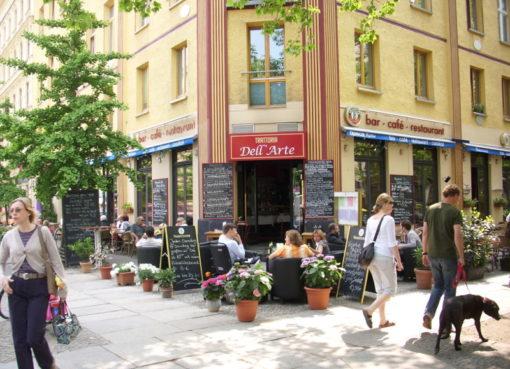 Cafe am Prenzlauer Berg © visit pankow!