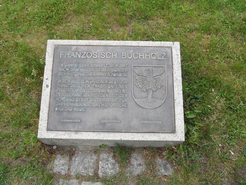 Gedenkstein © visit pankow!