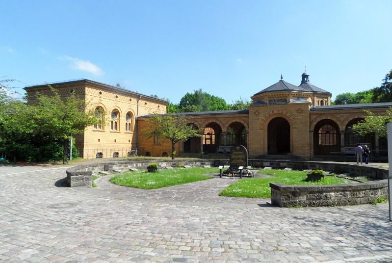 Jüdischer Friedhof Weissensee © visit pankow!