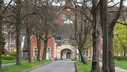 Krankenanstalt Buch © visit pankow!
