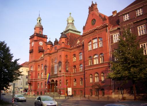 Rathaus-Pankow © visitpankow!