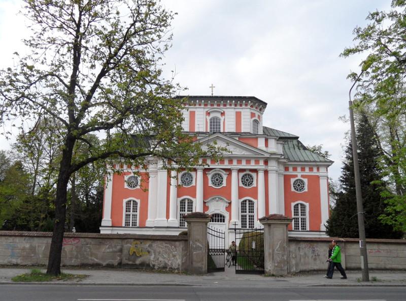 Schlosskirche Buch © visit pankow!