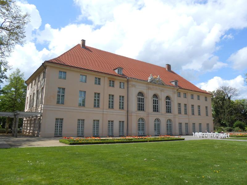 Schloss Schönhausen © visit pankow!