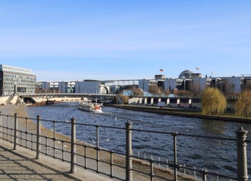 Berlin Wassertourismus © visit pankow!