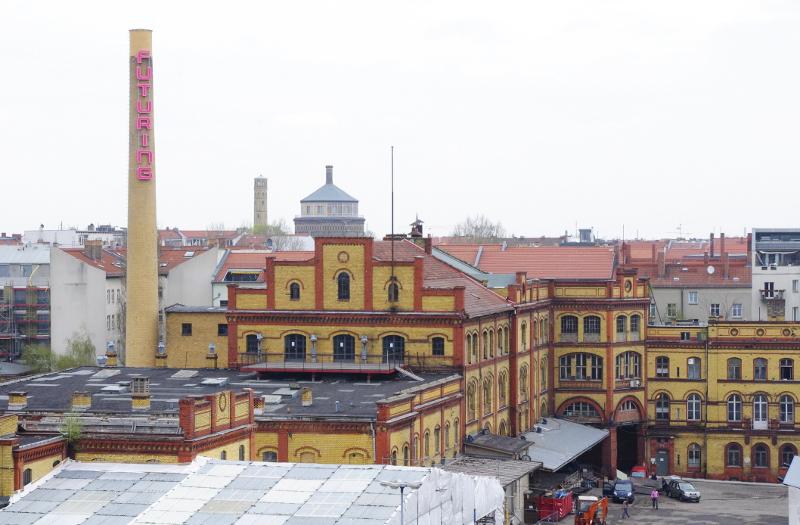 Bötzow-Brauerei © visit pankow!