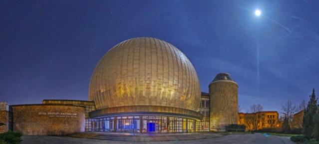 Merry Perihelion – Wintersonnenwende mit Vollmond – Foto: Tim Florian Horn