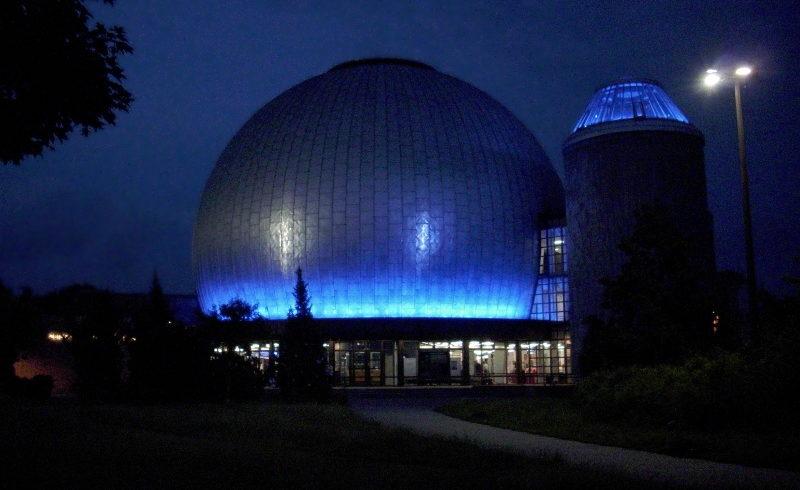 Zeiss-Großplanetarium © visit pankow!